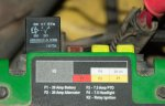 Starter Motor And Solenoid And Relay Switch Wiring Diagram Z225 John Deere Riding Mower from www.lawnmowerforum.com