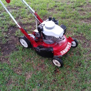 Old Snapper Mower